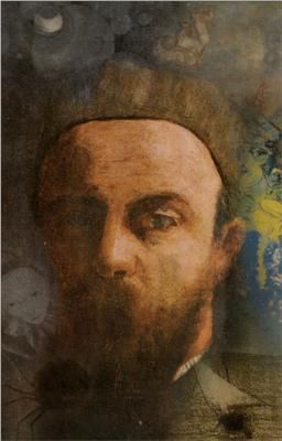 Odilon Redon (French; Post-impressionism, Symbolism 1840–1916): , 1903 - Google Search