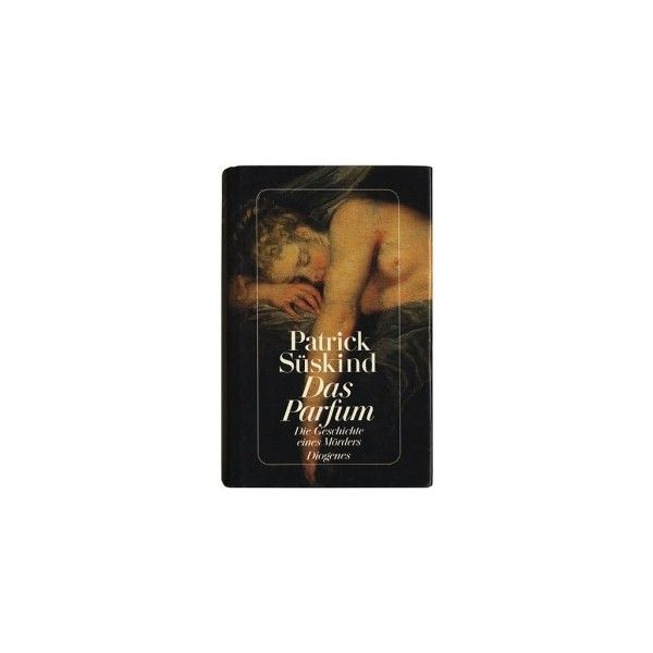 The Dare Thea Reads Perfume by Patrick Suskind ❤ liked on Polyvore featuring books