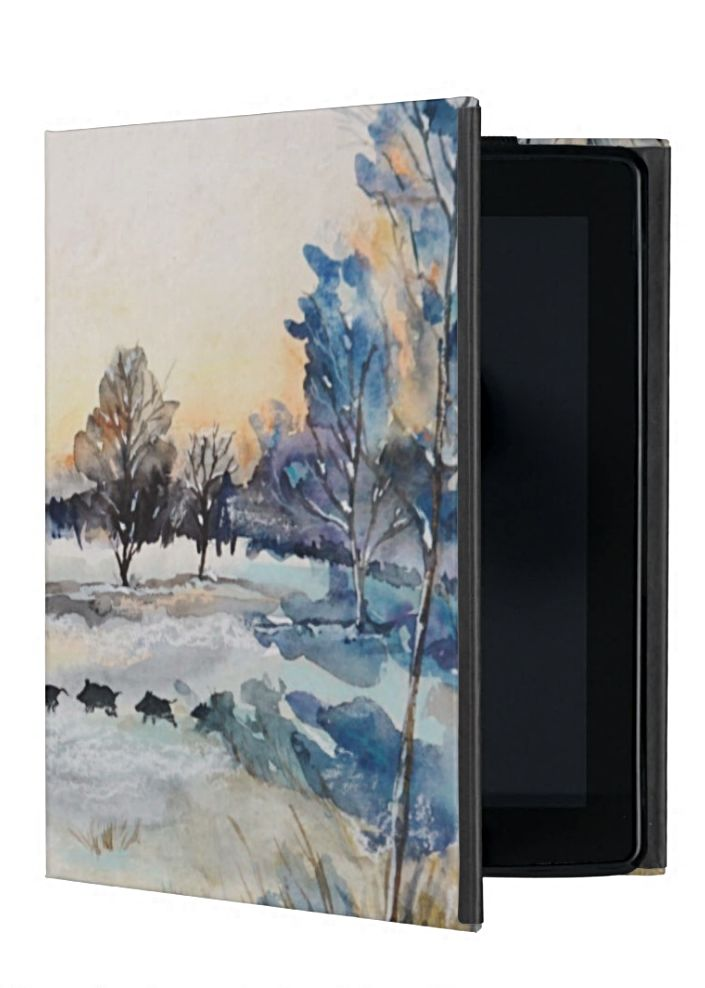 Beautiful Winter Landscape #iPad 2/3/4 case / #iPadcover with No Kickstand is a cute gift for you #yourfriends # yourfamily / for who loves winter #winter #landscape. Click the #Customize button to insert your art #designs / or photos to create an unique #iPadCase! Try adding text using cool fonts and see a preview of your creation! Check out…
