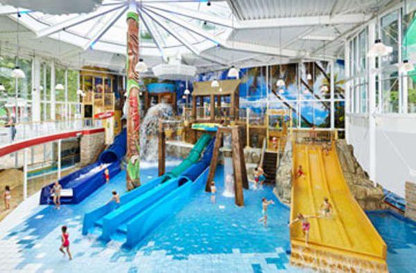Duinrell Waterpark Waterparken Zwembaden Waterglijbanen