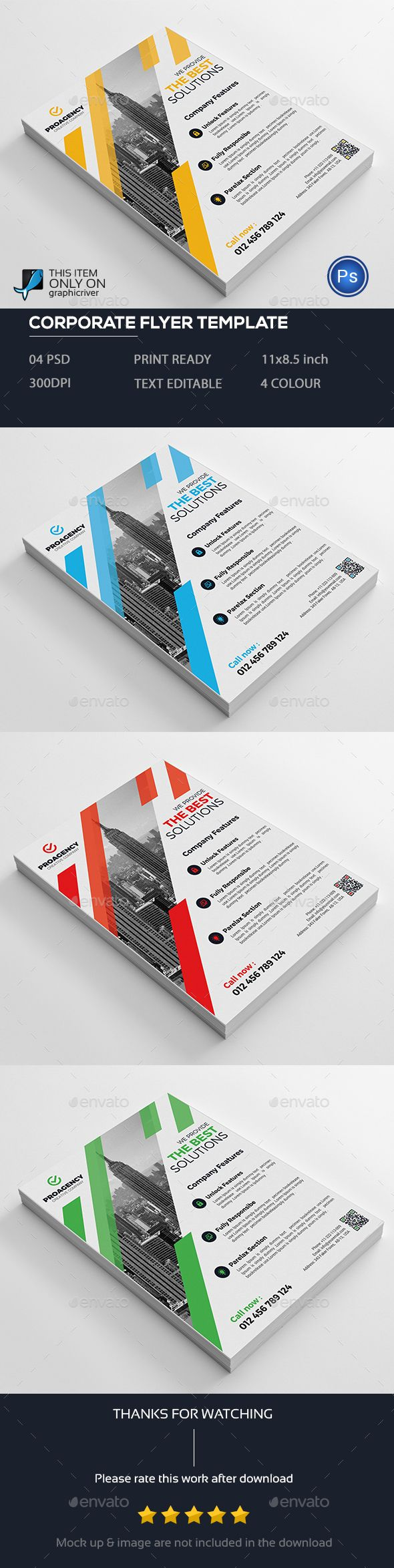756 best images about brochure flyer inspiration on pinterest behance flyer template and - Corporate flyer inspiration ...