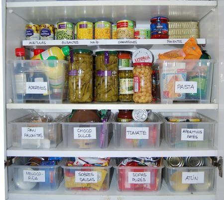 Mamá, estudiante y ama de casa (a la vez): Ideas para tener ordenada la cocina II
