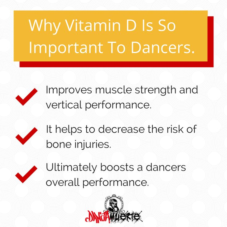 Why vitamin D is so important to #dancers ? Find more tips here: https://www.facebook.com/DanzaMuerteShoes
