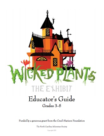 Here's a teacher's guide on plants with a large section on plant adaptations.