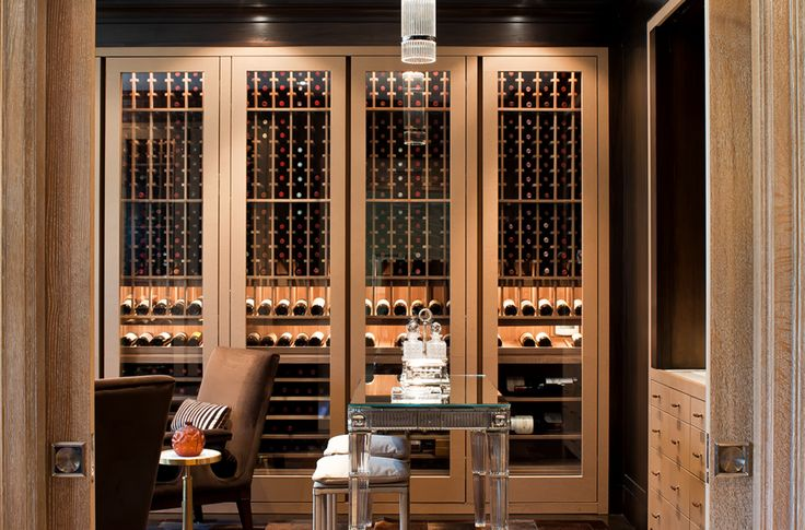 Five Over-the-Top Wine Cellars You Have to See to Believe