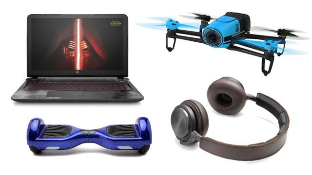 GIFT GUIDE: Top 5 gifts for the tech geek