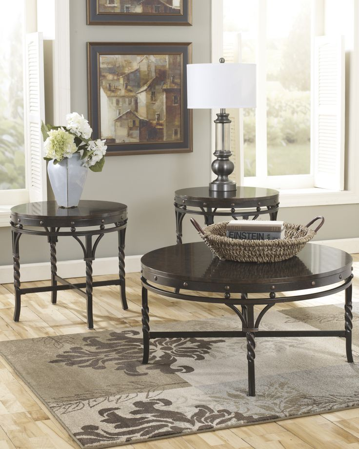 Best 25 Round coffee table sets ideas on Pinterest Living room