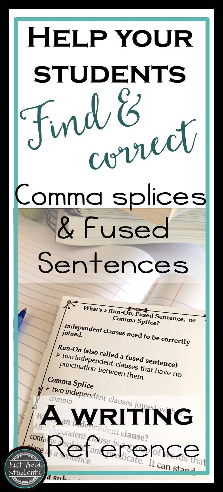 help with run on sentences Find out what run-on sentences are and how they can interfere with your writing learn about the different types of run-on sentences and how to.