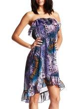 Butterfly Chiffon Hi-Low Dress @ Charlotte Russe $28.99