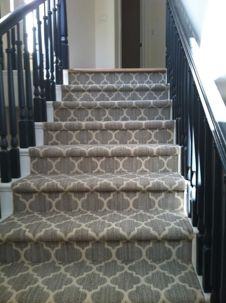 Taza On Staircase Tuftex Carpet For Staircases