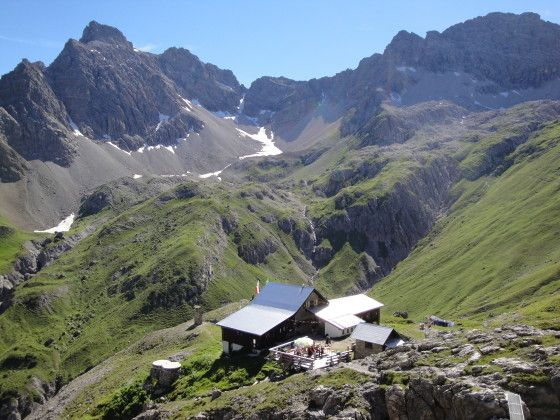 3-Tages Hüttentour am Adlerweg