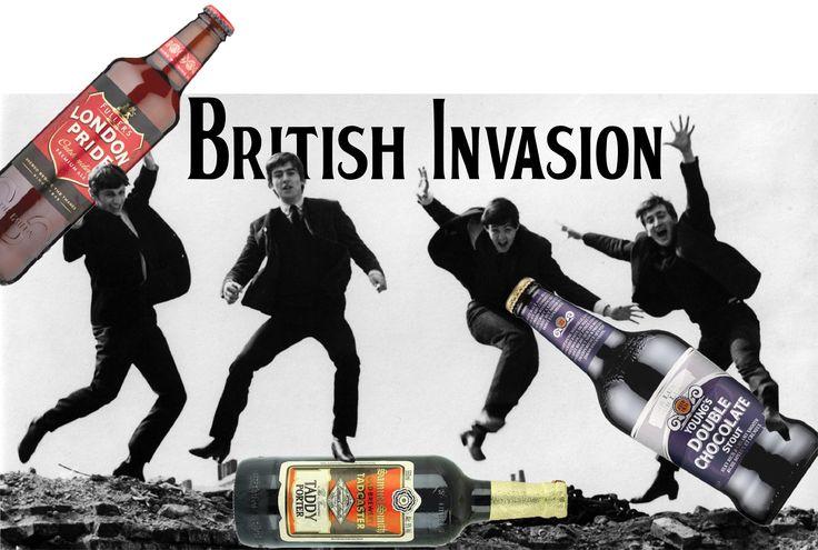 Британское вторжение | British Invasion - проникновение британской музыкальной культуры в США
