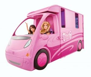 Barbie and Her Sisters in a Pony Tale RV Vehicle for $59.99, down from $89.99!