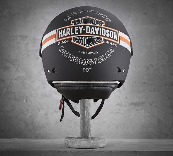 Women's Enthusiast Helmet | Half | Official Harley-Davidson Online Store