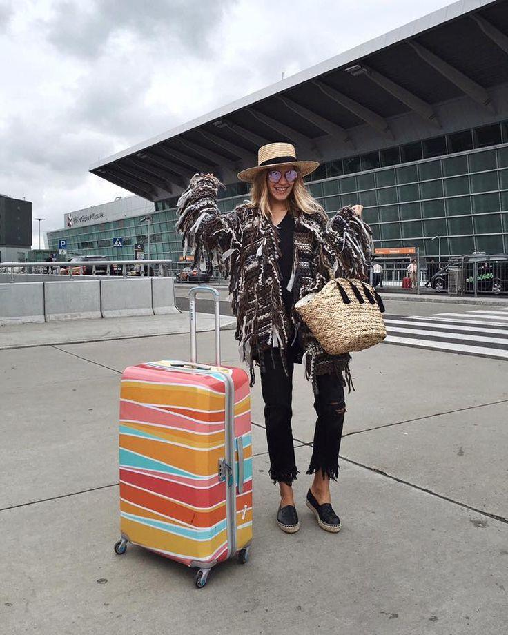 Jemerced uwielbia podróżować z BG Berlin <3 tym razem z walizką Cross Colors wybrała się do Włoch!