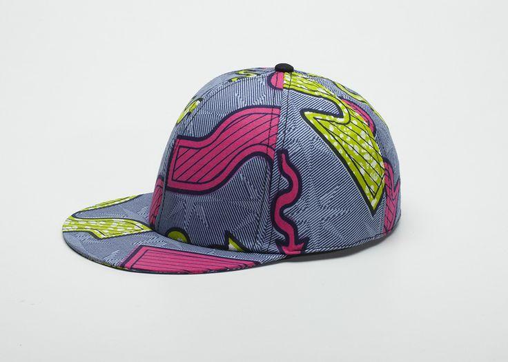Yendi Fitted Cap