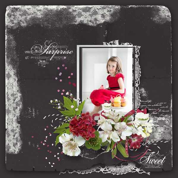 """""""Sweet Surprise"""" by DitaB Designs http://www.pickleberrypop.com/shop/manufacturers.php?manufacturerid=164, http://www.gottapixel.net/store/manufacturers.php?manufacturerid=241,  photo Maria Gert Photography use with permission"""
