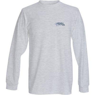 Men - Long Sleve T-Shirt Israeli Tactical School
