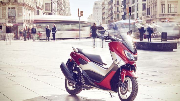 Nuevo Yamaha NMAX 125cc | Motociclismo.es
