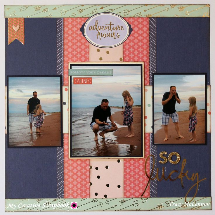 So Lucky - Simple Stories Posh Collection