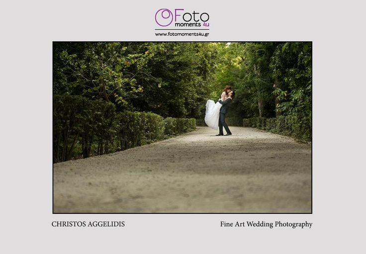 After wedding photoshooting sesion in National park of Athens of Orsalia & Thanasis  #wedding #weddingphotography