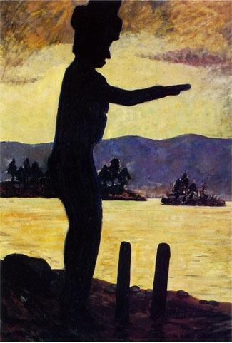The Welcome Man by Emily Carr  http://joyner.waddingtons.ca/i/past/11-26-1985/EMILY-CARR-115.jpg
