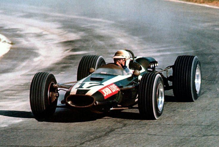 Kyalami 1967. John Love, Cooper T79.