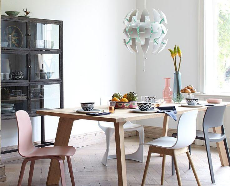 39 besten esszimmer bilder auf pinterest haus wohnzimmer for Esstisch schwarzbraun