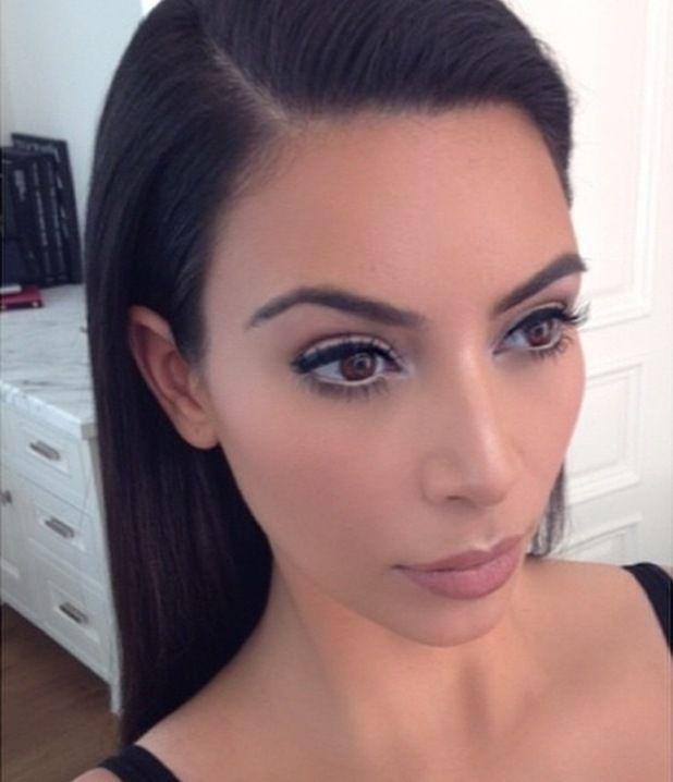 kim kardashian best makeup looks 2015 - Google Search