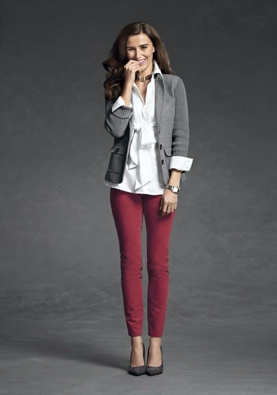 I like this blazer - style fit and color
