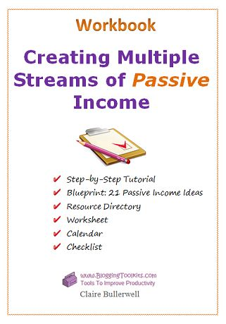 Creating Multiple Streams of Passive Income