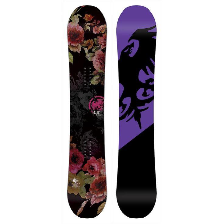 never summer aura snowboard 2017