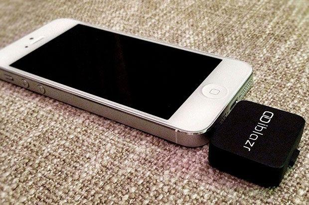 Flash esterno per smartphone