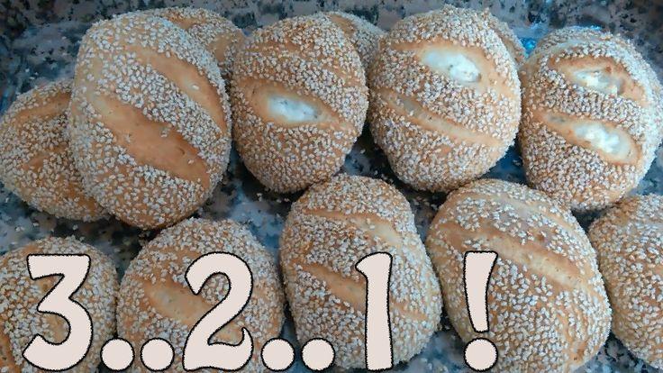 3 2 1 Poğaça Tarifi - 3 2 1 Poğaça Nasıl Yapılır? - kokulubuket.com - YouTube