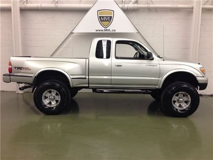 """Truck - 2003 Toyota Tacoma TRD in Oakville, ON $14,900"""