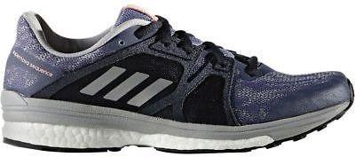 adidas Supernova Sequence 9 Running Shoe - Women's Super Purple/Silver Met/Mid