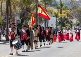 Founding Day Festival at El Presidio de Santa Bárbara State Historic Park is on 4/29. http://sbseasons.com/2017/04/celebrate-235-years-of-history-at-the-founding-day-festival/ #sbseasons #sb #santabarbara #SBSeasonsMagazine #SBHistory #ElPresidioDeSantaBarbara #SBFoundingDay  To subscribe visit sbseasons.com/subscribe.html