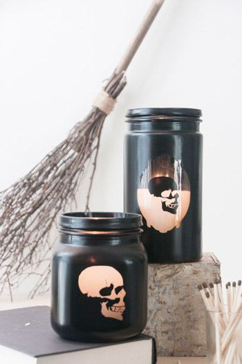 10 spooky elegant halloween ideas page 3 of 11 - Sophisticated Halloween Decorations