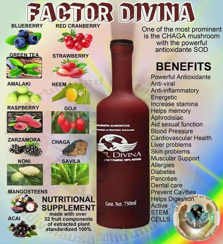 Vida Divina- Nutritional Supplement