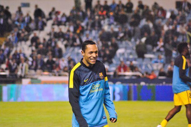 FC Barcelona 2013/14: Adriano Correia, futbolista esencial en el Barca.
