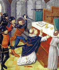 27 best st thomas becket of canterbury images on