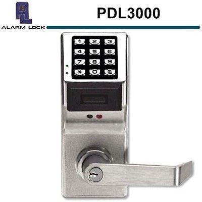 $750.00 - Alarm Lock PDL3000 26D Trilogy Prox Digital Lock - NEW