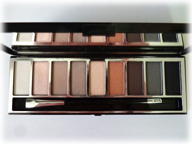 Color Me With Beauty: PUPART Palette #001: Review & Swatches