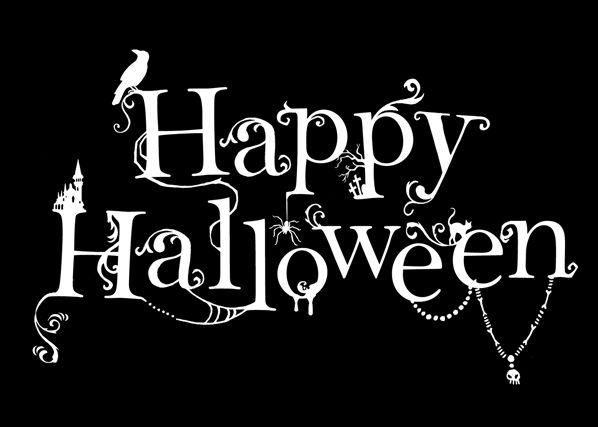 happy halloween - Pictures That Say Happy Halloween