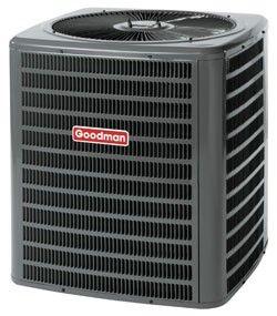 3 Ton Goodman 13 Seer R 410a Heat Pump Condenser