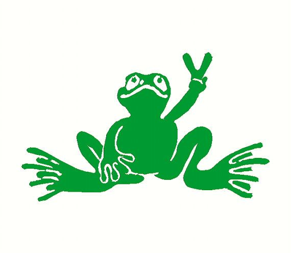 3.5  X 5 Peace Frog Wall design quote art home decor  sc 1 st  Pinterest & 7 best Mackinac Clothing images on Pinterest | Exploring Mackinac ...