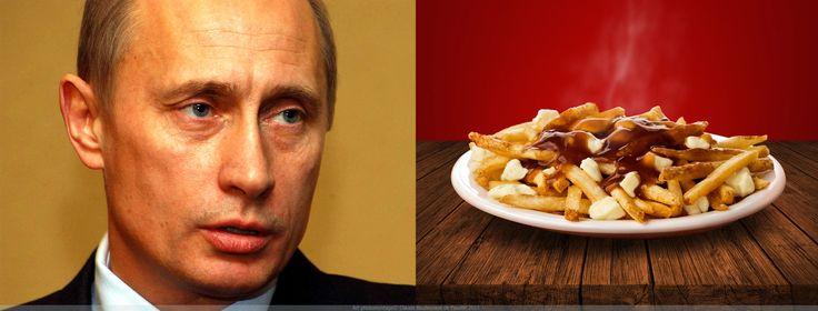 He asked for it - Poutine Vs Poutine