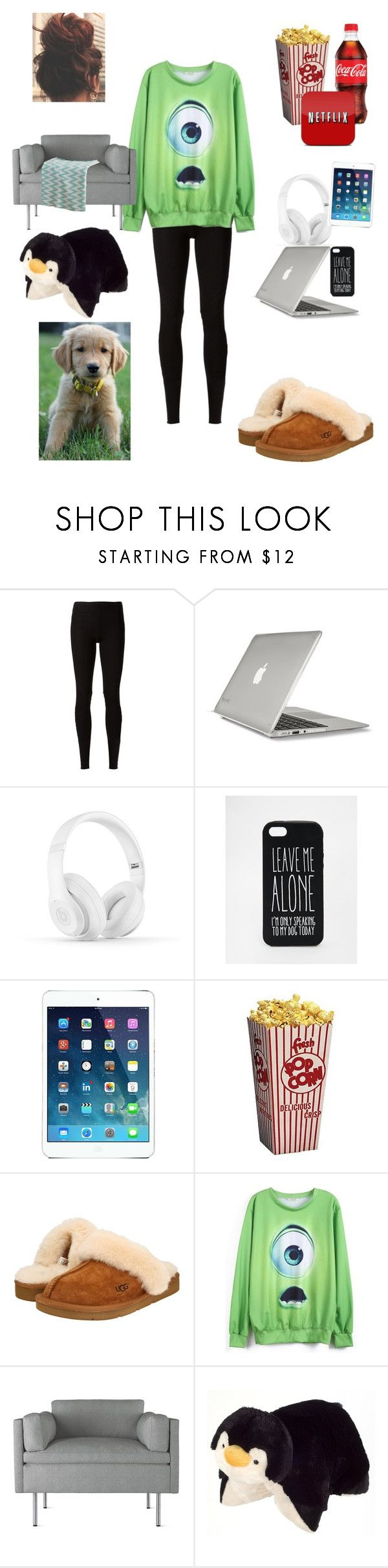 """Untitled #55"" by lelegreenwell ❤ liked on Polyvore featuring Rick Owens Lilies, Speck, Beats by Dr. Dre, ASOS, Skinnydip, Murphy, UGG Australia, BassamFellows and Rizzy Home"