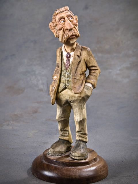 Caricature carvers of america national caricature carving