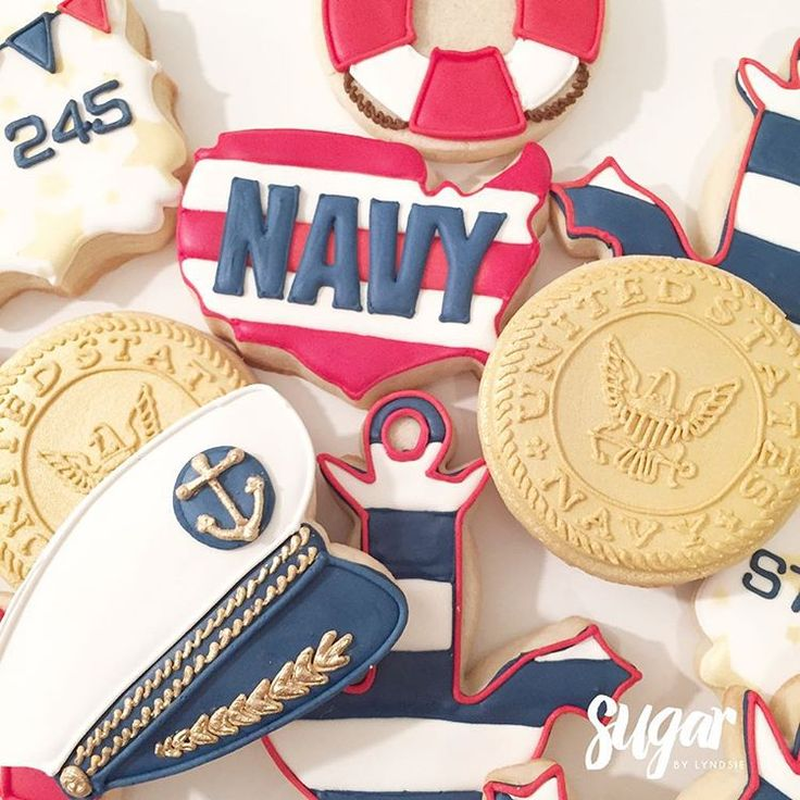 Close-up of the Naval Academy graduation set! ⚓️⚓️ #sugarbylyndsie…